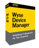 Wyse Device Manager 4.7 Upgrade