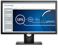 Dell E2416H 61cm (24 inch) Black UK Monitor